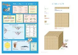 Cover-Bild zu Fredo - Mathematik, Zu Ausgabe A - 2015 und Ausgabe B, 4. Schuljahr, Poster, Mathe-Wörter/Millionenwürfel