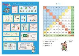 Cover-Bild zu Fredo - Mathematik, Zu Ausgabe A - 2015 und Ausgabe B, 1. Schuljahr, Poster, Mathe-Wörter/Plustafel
