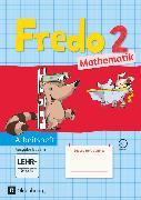 Cover-Bild zu Fredo - Mathematik, Ausgabe B für Bayern, 2. Jahrgangsstufe, Arbeitsheft mit interaktiven Übungen, Mit CD-ROM von Balins, Mechtilde