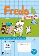 Cover-Bild zu Fredo - Mathematik, Ausgabe A - 2015, 4. Schuljahr, Arbeitsheft mit interaktiven Übungen auf scook.de, Mit Übungssoftware auf CD-ROM von Balins, Mechtilde