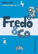 Cover-Bild zu Fredo - Mathematik, Ausgabe A - 2009, 4. Schuljahr, Lehrermaterialien mit CD-ROM von Balins, Mechtilde
