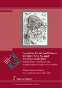 Cover-Bild zu Scholz-Hänsel, Michael (Hrsg.): Spanische Kunst von El Greco bis Dalí / Arte Español del Greco hasta Dalí