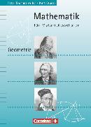 Cover-Bild zu Mathematik für Maturitätsschulen, Deutschsprachige Schweiz, Geometrie, Aufgabensammlung von Frommenwiler, Peter