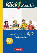 Cover-Bild zu Klick! inklusiv, Mathematik, 9./10. Schuljahr, Rechentraining, Arbeitsheft 1 von Jenert, Elisabeth