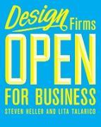 Cover-Bild zu Heller, Steven: Design Firms Open for Business (eBook)
