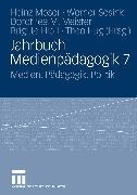 Cover-Bild zu Jahrbuch Medienpädagogik 7 (eBook) von Hipfl, Brigitte (Hrsg.)