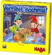 Cover-Bild zu Verfühlt nochmal! von Meister, Heinz