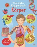 Cover-Bild zu Barsotti, Eleonora: Mein großes Klappenbuch - Körper