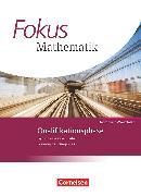 Cover-Bild zu Fokus Mathematik - Gymnasiale Oberstufe, Nordrhein-Westfalen - Ausgabe 2014, Qualifikationsphase, Schülerbuch von Belthle, Friedhart