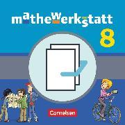 Cover-Bild zu Mathewerkstatt, Mittlerer Schulabschluss - Allgemeine Ausgabe, 8. Schuljahr, Schülerbuch mit Materialblock, 40026-3 und 40027-0 im Paket