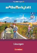 Cover-Bild zu Mathewerkstatt, Mittlerer Schulabschluss - Allgemeine Ausgabe, 8. Schuljahr, Lösungsheft zum Schülerbuch