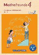 Cover-Bild zu Mathefreunde, Ausgabe Nord/Süd 2015, 4. Schuljahr, Arbeitsbuch Inklusion - Teil A und B von Franz, Petra