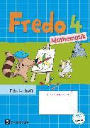 Cover-Bild zu Fredo - Mathematik, Zu Ausgabe A - 2015 und Ausgabe B, 4. Schuljahr, Förderheft von Balins, Mechtilde