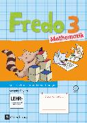 Cover-Bild zu Fredo - Mathematik, Ausgabe B für Bayern, 3. Jahrgangsstufe, Arbeitsheft mit interaktiven Übungen, Mit CD-ROM von Balins, Mechtilde