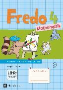 Cover-Bild zu Fredo - Mathematik, Ausgabe B für Bayern, 4. Jahrgangsstufe, Arbeitsheft mit interaktiven Übungen, Mit CD-ROM von Balins, Mechtilde