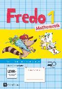 Cover-Bild zu Fredo - Mathematik, Ausgabe A - 2015, 1. Schuljahr, Arbeitsheft mit interaktiven Übungen auf scook.de, Mit Übungssoftware auf CD-ROM von Balins, Mechtilde