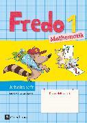 Cover-Bild zu Fredo - Mathematik, Ausgabe A - 2015, 1. Schuljahr, Arbeitsheft von Balins, Mechtilde