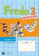 Cover-Bild zu Fredo - Mathematik, Ausgabe A - 2015, 3. Schuljahr, Arbeitsheft von Balins, Mechtilde
