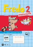 Cover-Bild zu Fredo - Mathematik, Ausgabe A - 2015, 2. Schuljahr, Arbeitsheft mit interaktiven Übungen auf scook.de, Mit Übungssoftware auf CD-ROM von Balins, Mechtilde