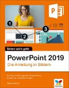 Cover-Bild zu Drasnin, Sabine: PowerPoint 2019 (eBook)