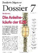 Cover-Bild zu Archiv, Frankfurter Allgemeine: Vor Gericht: Die Anleihekäufe der EZB (eBook)