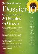 Cover-Bild zu Archiv, Frankfurter Allgemeine: 50 Shades of Green (eBook)