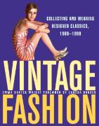 Cover-Bild zu Wright, Emma Baxter: Vintage Fashion