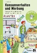 Cover-Bild zu Konsumverhalten und Werbung von Kirschbaum, Klara