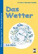 Cover-Bild zu Das Wetter von Sprengel-Henning, Christiane