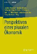 Cover-Bild zu Willers, Daniel (Hrsg.): Perspektiven einer pluralen Ökonomik (eBook)