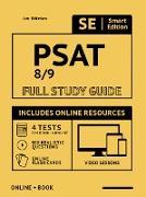 Cover-Bild zu PSAT 8/9 Full Study Guide (eBook)