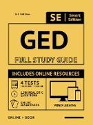 Cover-Bild zu GED Full Study Guide (eBook)