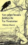 Cover-Bild zu Les plus beaux fables de La Fontaine (Edition illustré) (eBook) von La Fontaine, Jean De