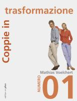 Cover-Bild zu Coppie in trasformazione (eBook) von Voelchert, Mathias
