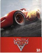 Cover-Bild zu Cars 3 - 3D+2D - Steelbook - edizione limitata von Fee, Brian (Reg.)