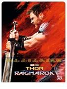 Cover-Bild zu Thor 3 - Ragnarok - 3D+2D - Steelbook - édition limitée von Waititi, Taika (Reg.)