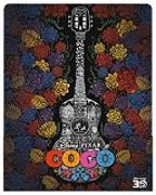 Cover-Bild zu Coco - 3D+2D - Steelbook - édition limitée von Unkirch, Lee (Reg.)
