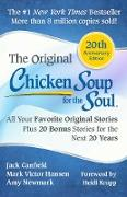 Cover-Bild zu Chicken Soup for the Soul 20th Anniversary Edition (eBook) von Canfield, Jack