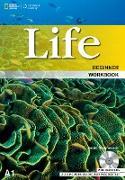 Cover-Bild zu Life Beginner: Workbook with Key plus Audio CD