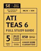 Cover-Bild zu ATI TEAS 6 Full Study Guide 2nd Edition (eBook)