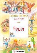 Cover-Bild zu Lernen im Netz, Heft 40: Feuer von Datz, Margret