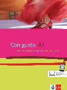 Cover-Bild zu Con gusto A1. Lehr- und Arbeitsbuch. Mit 2 Audio-CDs