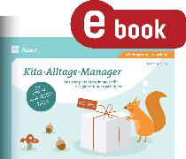 Cover-Bild zu Der Kita-Alltags-Manager (eBook) von Wehren, Bernd