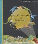 Cover-Bild zu Delafosse, Claude: My First Encyclopedia of Dinosaurs