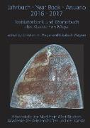 Cover-Bild zu Jahrbuch · Year Book · Anuario 2016 - 2017 (eBook) von Prager, Christian (Hrsg.)