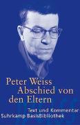 Cover-Bild zu Weiss, Peter: Abschied von den Eltern
