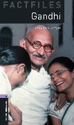 Cover-Bild zu Oxford Bookworms Library Factfiles: Level 4:: Gandhi von Akinyemi, Rowena