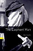 Cover-Bild zu Oxford Bookworms Library: Level 1:: The Elephant Man von Vicary, Tim