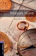 Cover-Bild zu Oxford Bookworms Library: Level 4:: Treasure Island von Stevenson, Robert Louis