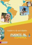 Cover-Bild zu Puente al español 1. Cuaderno de actividades. Arbeitsheft. Multimedia
